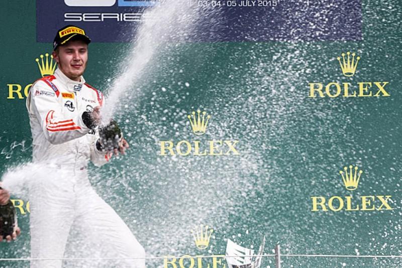 Silverstone GP2: Sergey Sirotkin dominates at Silverstone