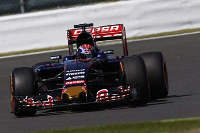 British GP: Only Mercedes faster than Toro Rosso - Max Verstappen
