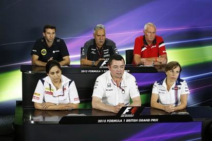British GP: Friday press conference