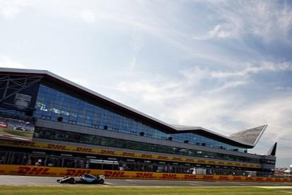 British GP: Reprimand for Mercedes over Nico Rosberg F1 car cover