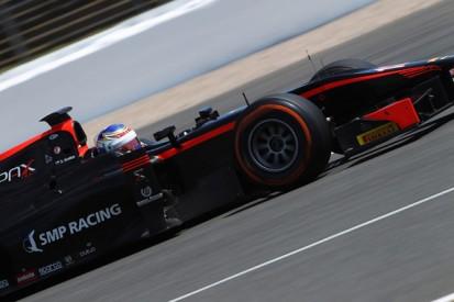 Silverstone GP2: Sergey Sirotkin takes maiden pole position
