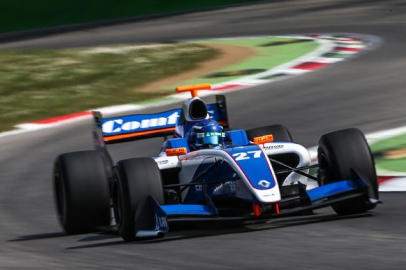Comtec to make Formula Renault 3.5 return at Red Bull Ring