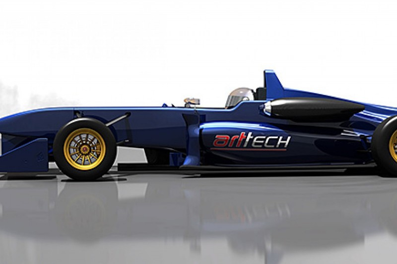New Russian chassis nearing F3 European Championship debut