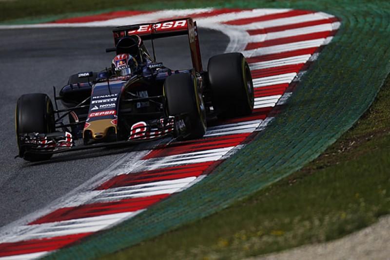 Toro Rosso has second-best chassis in F1, reckon Verstappen, Sainz