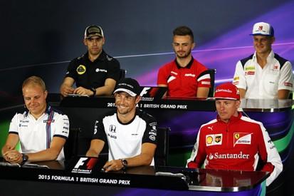British Grand Prix: Thursday press conference