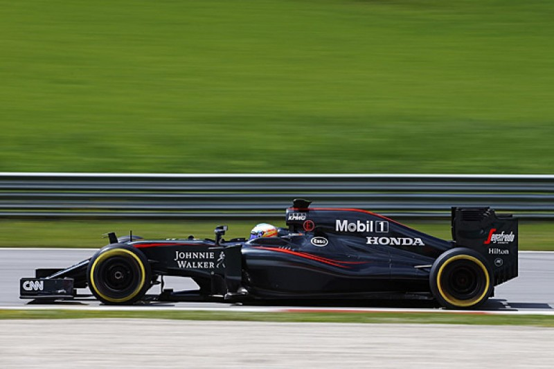 British GP: Both Alonso and Button get full McLaren F1 upgrade spec