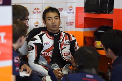 MotoGP return for Honda test rider Hiroshi Aoyama at Sachsenring