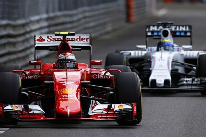 Ferrari F1 pressure affecting Kimi Raikkonen, says Felipe Massa
