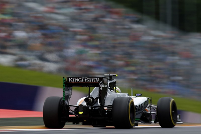 Force India duo preach caution about new B-spec F1 car