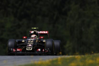 Lotus F1 driver Pastor Maldonado not interested in driver coaches