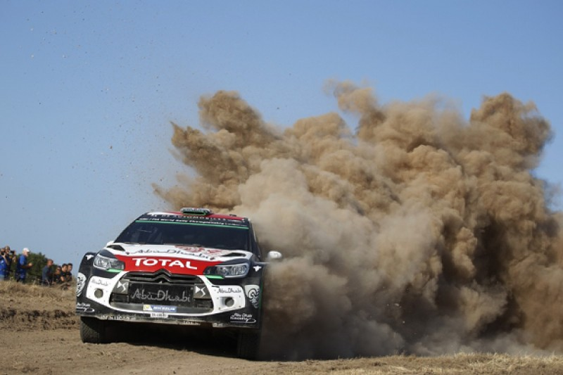 Citroen to quit WRC or WTCC at the end of 2016