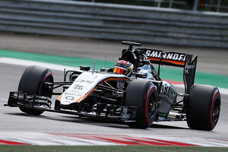Force India says its 2015 F1 season starts properly at British GP