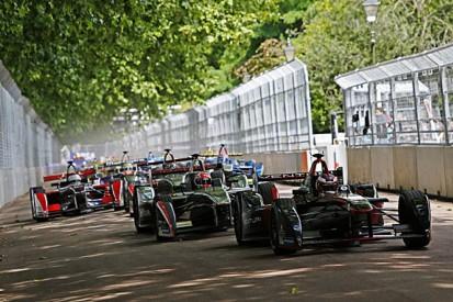 Formula E more of a threat to GP3 than F1 - Christian Horner