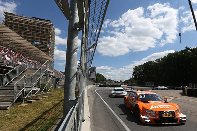 Audi blasts Jamie Green's treatment in Norisring DTM race