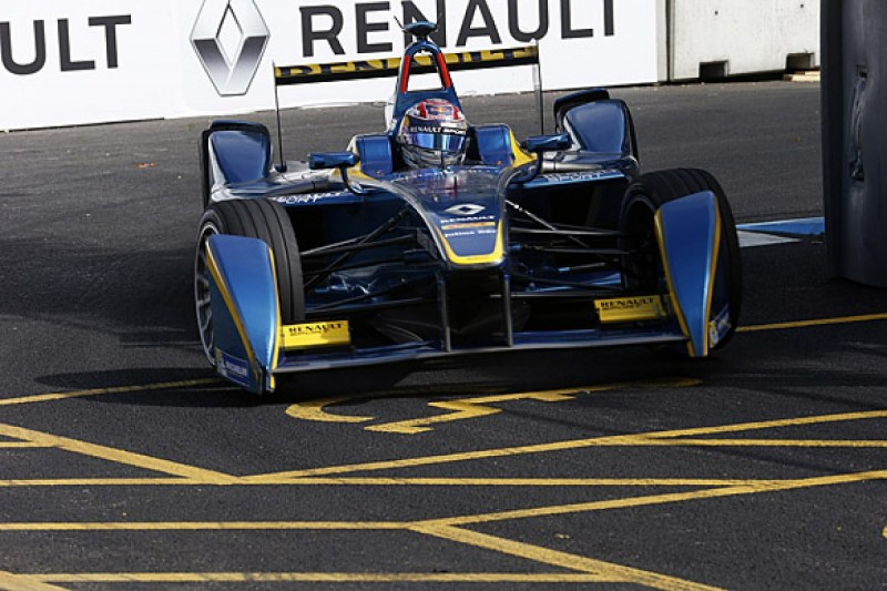 Renault ramps up Formula E role to become a constructor for 2015/16