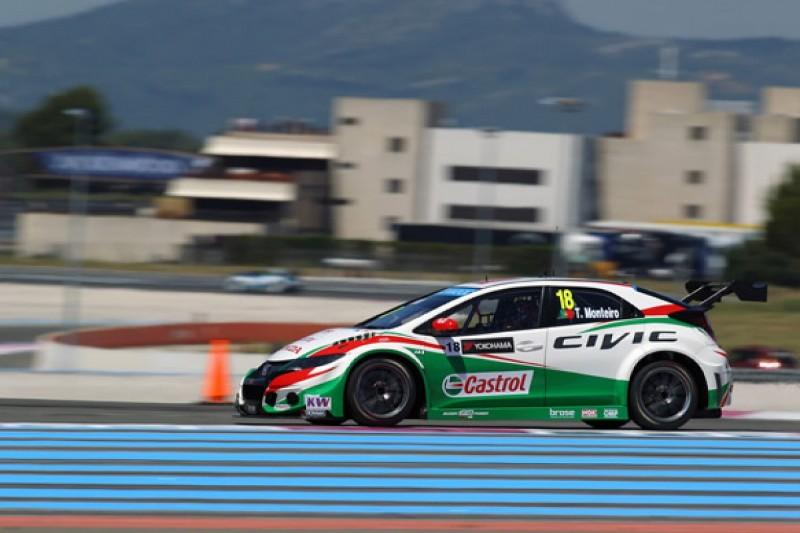 Paul Ricard WTCC: Lopez rejects Monteiro collision criticism