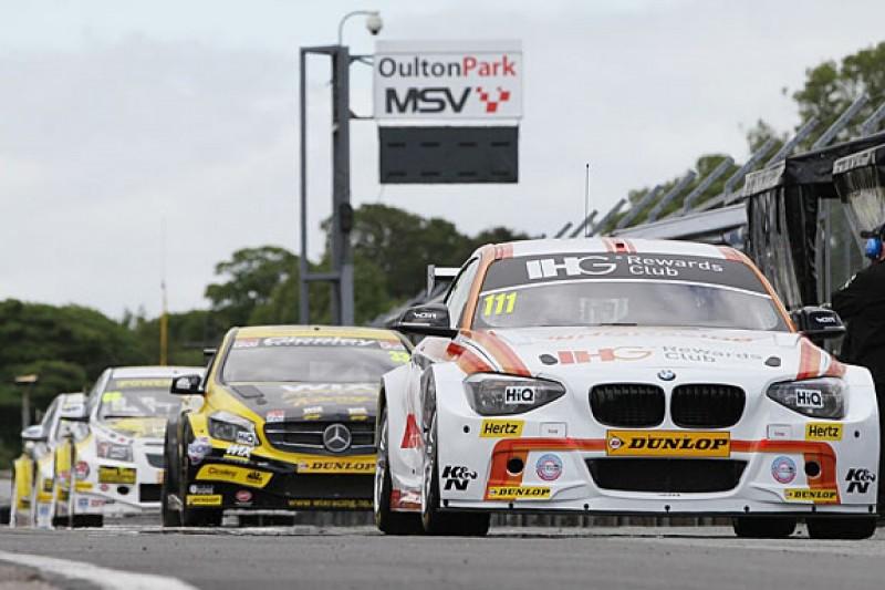 Jonathan Palmer's MotorSport Vision group bids for BTCC rights