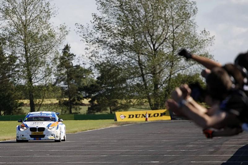 Croft BTCC: Rob Collard completes WSR BMW's win hat-trick