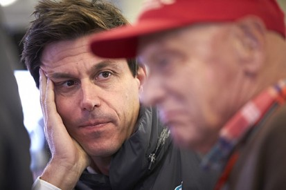 Formula 1 criticism has to stop, says Mercedes' Toto Wolff