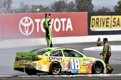 Sonoma NASCAR: Kyle and Kurt Busch take their first Cup one-two