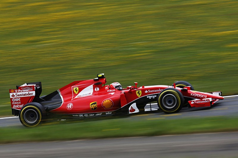 David Coulthard: Ferrari F1 team should look beyond Kimi Raikkonen