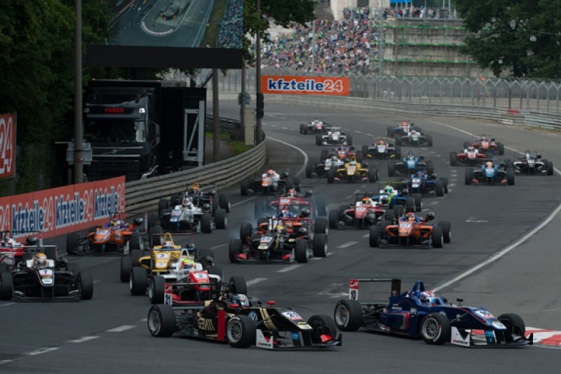 Albon and Russell target F3 wins after Norisring breakthroughs