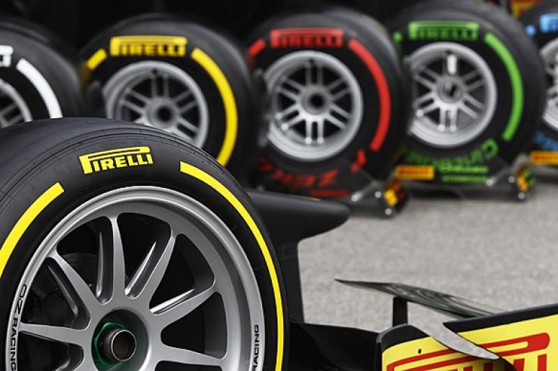 Formula 1's wheel size increase should be 'huge' says Pirelli
