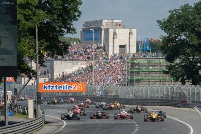 Norisring European F3: Carlin's Antonio Giovinazzi wins race three