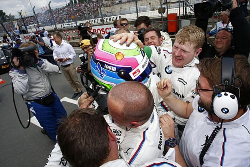 Norisring DTM: Bruno Spengler puts BMW on race two pole