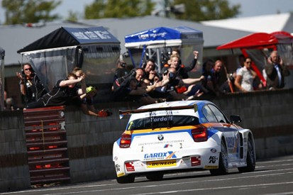 Croft BTCC: Sam Tordoff dominates race two for WSR BMW