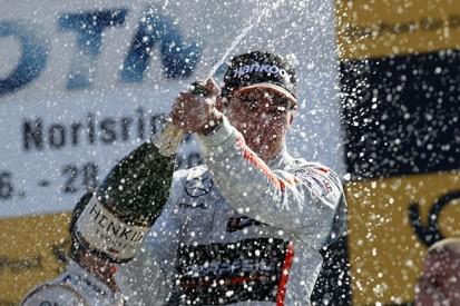 Norisring DTM: Robert Wickens maintains Mercedes' run in race two