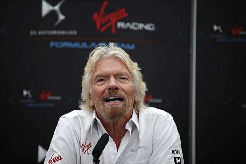 Richard Branson: Formula E will surpass Formula 1 within five years
