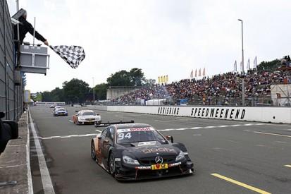 Norisring DTM: Mercedes F1 reserve Pascal Wehrlein wins race one