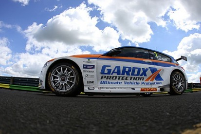 Croft BTCC: Sam Tordoff leads practice for WSR BMW