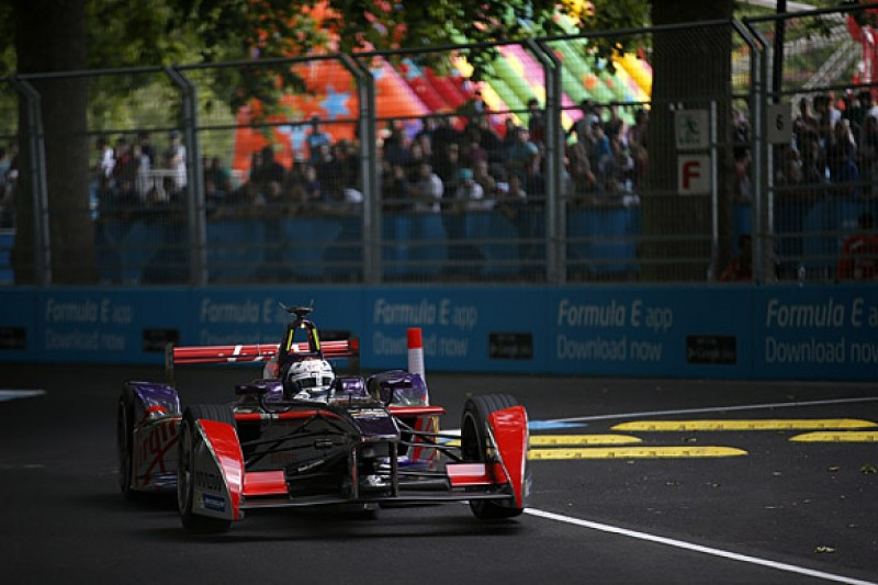 Citroen DS brand joins forces with Virgin in Formula E for 2015/16