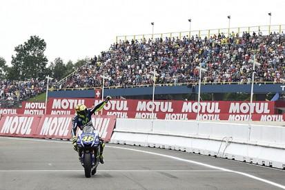 Assen MotoGP: Valentino Rossi and Aleix Espargaro penalised