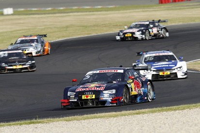 DTM set to introduce slow zones from Zandvoort round in July