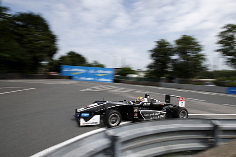 Norisring European F3: Charles Leclerc pips Alexander Albon to pole