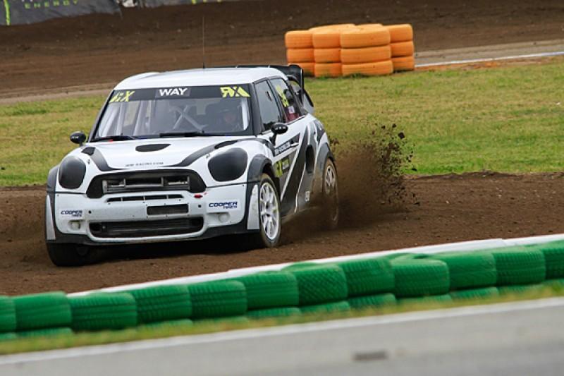 Ex-Champ Car star Patrick Carpentier gets Mini for World RX return