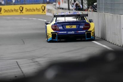 Norisring DTM: Mercedes' Gary Paffett, Paul di Resta top practice