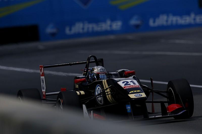 Norisring European F3: Lotus junior Alexander Albon takes two poles