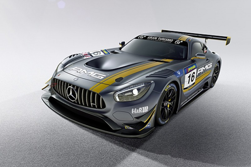 New Mercedes-AMG GT3 racer to make its debut on the Nordschleife