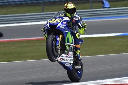 MotoGP Assen: Valentino Rossi beats Jorge Lorenzo in GP3