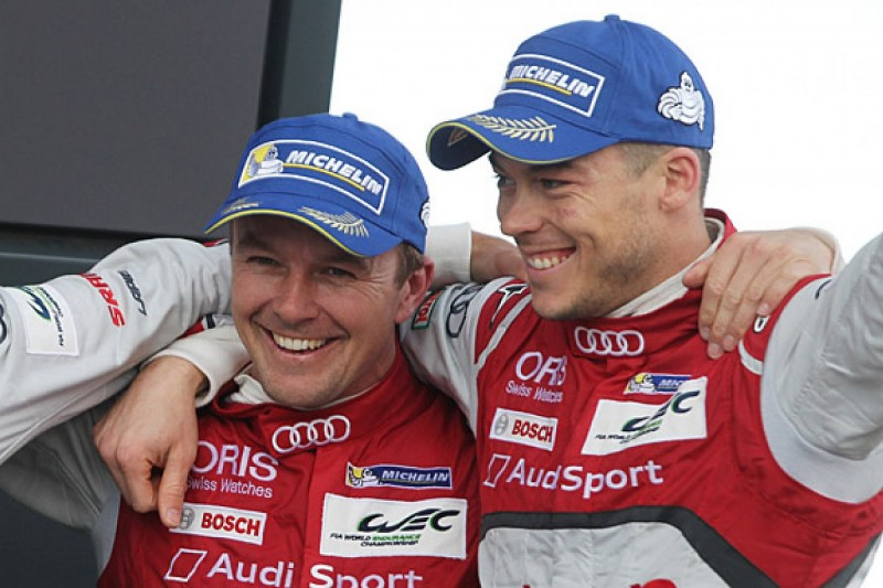 Audi adds Le Mans stars Lotterer and Fassler to Spa 24 Hours bid