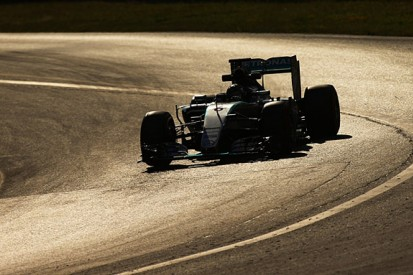 Austria F1 test: Nico Rosberg fastest for Mercedes on day two