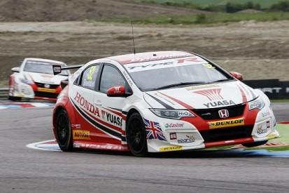 Jack Clarke is first driver in Honda's BTCC development programme