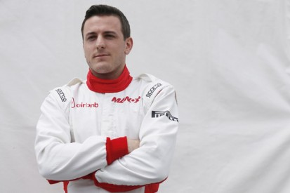 Manor F1 reserve Fabio Leimer to make Formula E debut in London