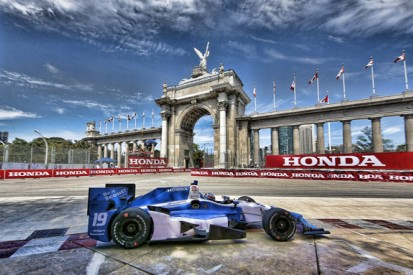 Dale Coyne Racing IndyCar seats for Vautier and Mann at Fontana
