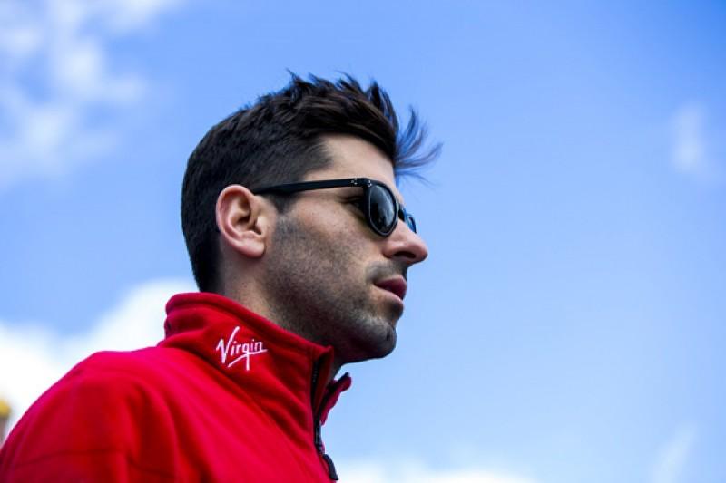 Jaime Alguersuari withdrawn from Formula E finale on health grounds