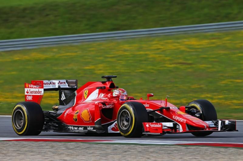Ferrari debutant Antonio Fuoco accepts blame for F1 testing crash